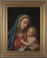 """Kraków. Obraz """"Madonna z dzieciątkiem"""" Sassoferrato można oglądać w Ośrodku Kultury Europejskiej Europeum do 21 marca"""