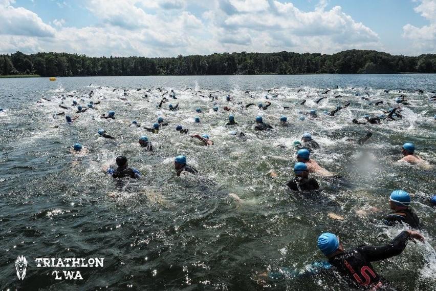 Triathlon w Lusowie, tak jak każdy inny, rozpocznie się od...
