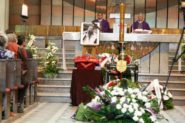 Pogrzeb Andrzeja Niemczyka w Łodzi