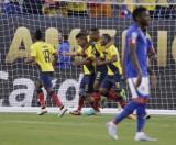 Ekwador rozbił Haiti i wyszedł z grupy kosztem Brazylii