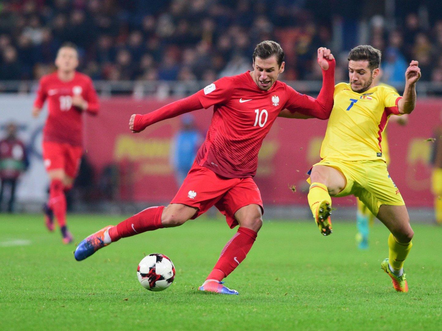 Grzegorz Krychowiak opuścił zgrupowanie reprezentacji. Ma