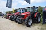 Częstochowa. Krajowa Wystawa Rolnicza: ogromna liczba stoisk i wystawców. Można zobaczyć nowoczesny i zabytkowy sprzęt