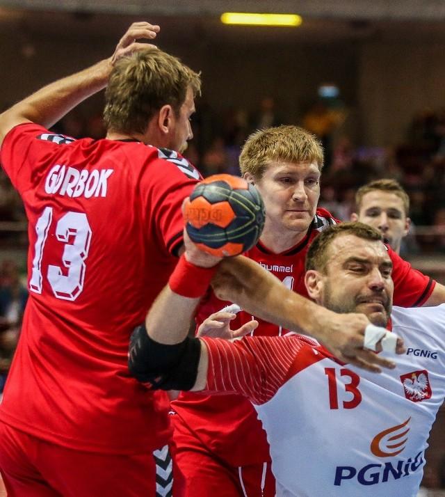 Bartosz Jurecki nie zagra w meczu Polska - Francja.