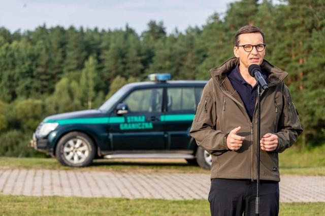 Kryzys na granicy polsko-białoruskiej. Rząd proponuje zmiany w ustawie o cudzoziemcach