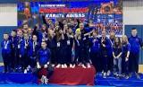 Karatecy TME Olimp Łódź na drugim miejscu w klasyfikacji generalnej