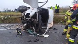 Tragiczne zderzenie dwóch busów! 2 osoby nie żyją, 9 rannych - wśród nich mieszkańcy województwa świętokrzyskiego. Wstrząsające zdjęcia