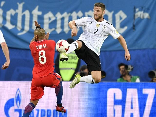 Niemcy pokonali Chile 1:0 w finale Pucharu Konfederacji