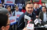 Andrzej Duda: Czas, żeby prezydent zrzucił różowe okulary i zobaczył, jak Polska wygląda naprawdę