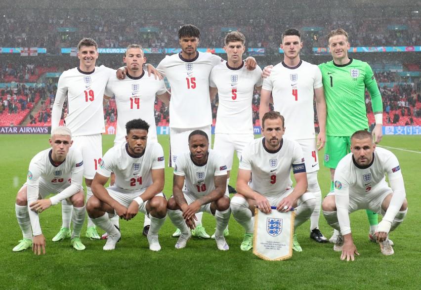 Euro 2020. Charakterna Szkocja nie dała się Anglii. Remis na Wembley