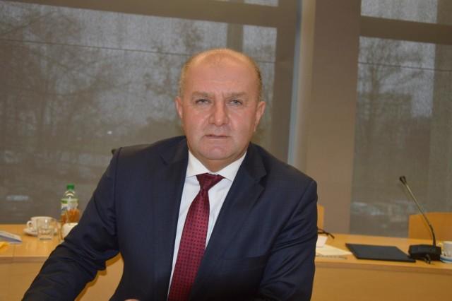 Marszałek Andrzej Buła.