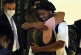Ronaldinho wyszedł z więzienia po miesiącu. Wyściskał się z bliskimi [ZDJĘCIA]