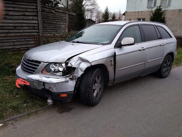 We wtorek około godziny 12 doszło do kolizji w Suchorzu na skrzyżowaniu drogi krajowej nr 21 i drogi wojewódzkiej nr 209. Zderzyły się dwa pojazdy. Nic nikomu się nie stało.
