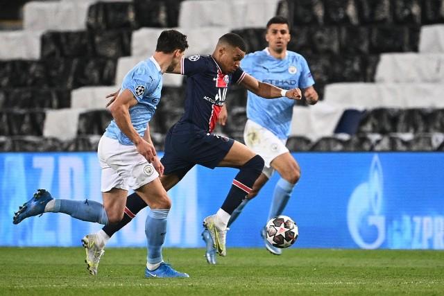 Piłkarze Manchesteru City w pierwszym meczu pokonali na wyjeździe PSG 2:1