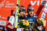 Konkurs w Ga-Pa: Dwaj Polacy na podium. Wygrał Kubacki, a Żyła był trzeci. Turniej Czterech Skoczni, skoki narciarskie. 01.01.2021