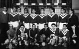 Szczypiorniści Spójni Gdańsk, mistrzowie z 1968, 1969 i 1970 roku, świętowali półwiecze mistrzostwa