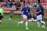 Piłka nożna kobiet. UKS SMS lepszy od  AZS Wrocław