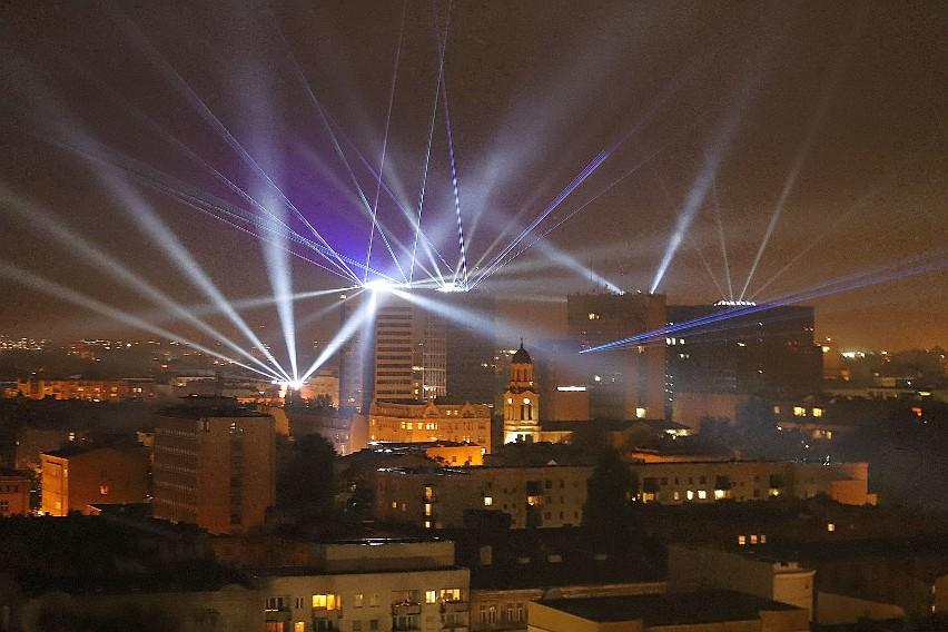 Festiwal Światała w Łodzi 2020. Zdjęcia Light.Move.Festival 2020. Weekend z Festiwalem Światła 26 września ZDJĘCIA PROGRAM