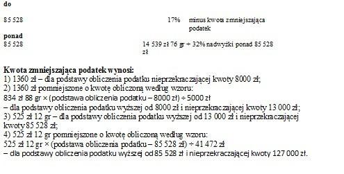 WAŻNE! Zmiany w PIT i składce zdrowotnej. Ustawa w Sejmie: ile zyskają-stracą osoby o dochodach 30-144 tys. zł: 25.09.2021