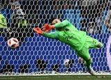 Chorwacja w ćwierćfinale mistrzostw świata! Dania przegrała mimo świetnego Kaspera Schmeichela. Daniel Subasić bohaterem