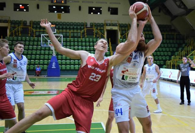Inowrocławska Noteć zmierzyła się w meczu II ligi koszykówki z SMS PZKosz Władysławowo. Wynik meczu 102:65 dla Noteci