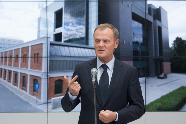 Premier obiecuje starania o organizację Expo w Łodzi i duże pieniądze na rewitalizację miasta