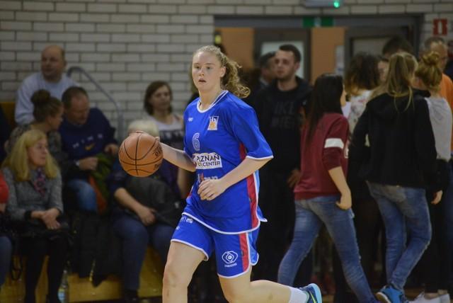 Daria Marciniak zdobyła dla Enei AZS 12 punktów