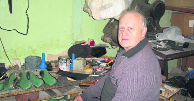 - Najskuteczniejsze są tradycyjne sposoby - twierdzi  Włodzimierz Strzelczyk.