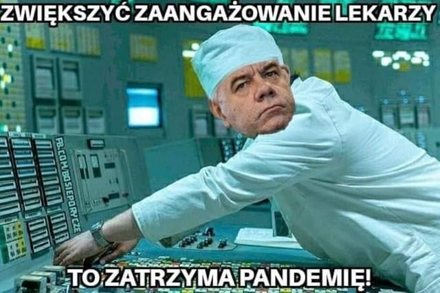 Jacek Sasin podważył zaangażowanie lekarzy. Co na to internauci? Zobacz memy.Zobacz kolejne zdjęcia. Przesuwaj zdjęcia w prawo - naciśnij strzałkę lub przycisk NASTĘPNE