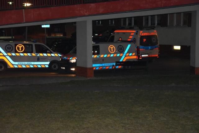 Szpital w Grudziądzu już funkcjonuje jako zakaźny.