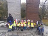 Przedszkolaki z Jędrzejowa pamiętają o lokalnych bohaterach. Tak uczciły Narodowe Święto Niepodległości (ZDJĘCIA)