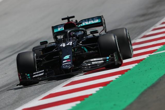 Dublet Mercedesów w Grand Prix Styrii i pech Ferrari