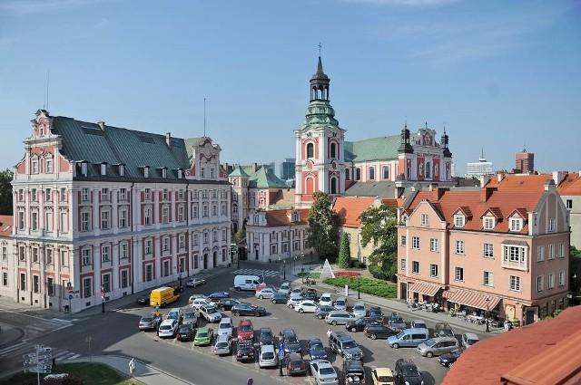 CBA w poznańskim Urzędzie Miasta. Bada zlecenia na promocję Poznania