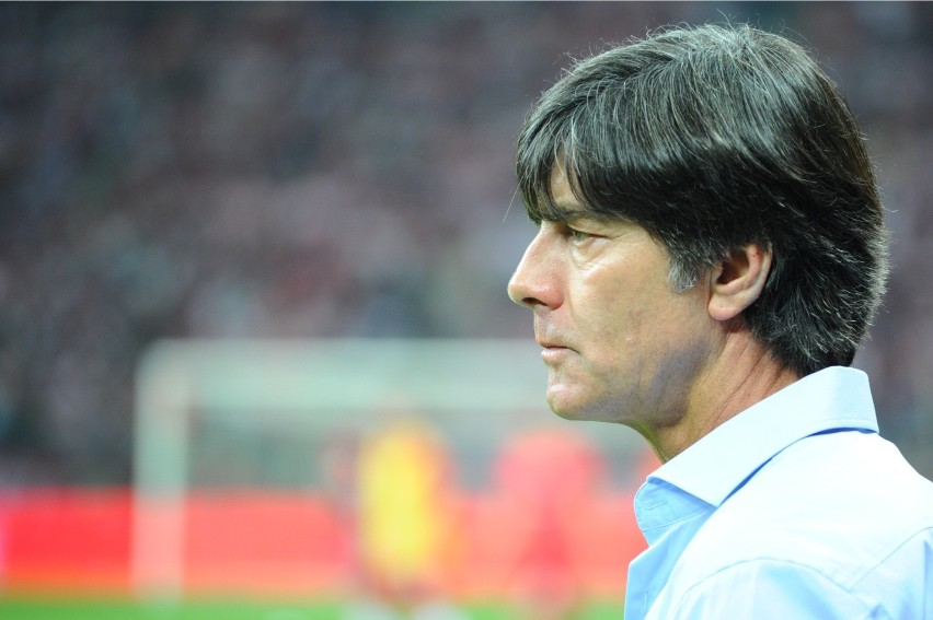 Trener reprezentacji Niemiec Joachim Loew