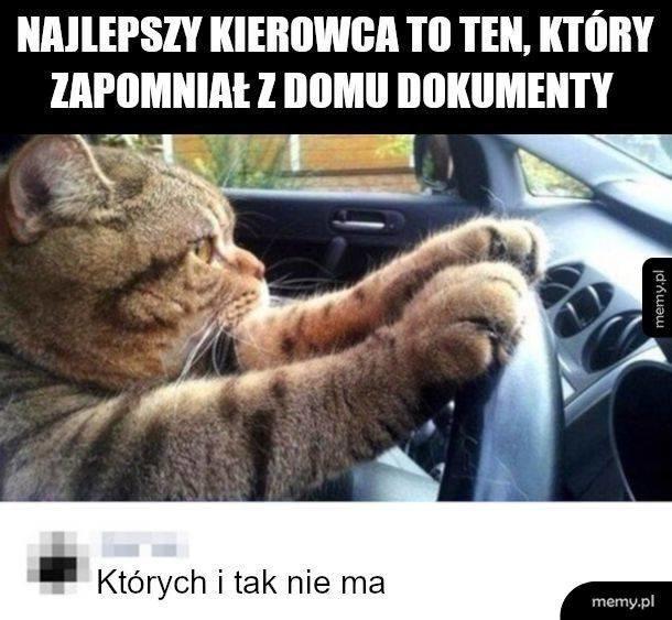 Śmieszne sytuacje na drogach i wyobrażenia Internautów na...