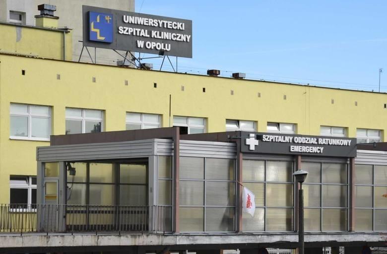 Interna szpitala przy Witosa jest zamknięta do odwołania.