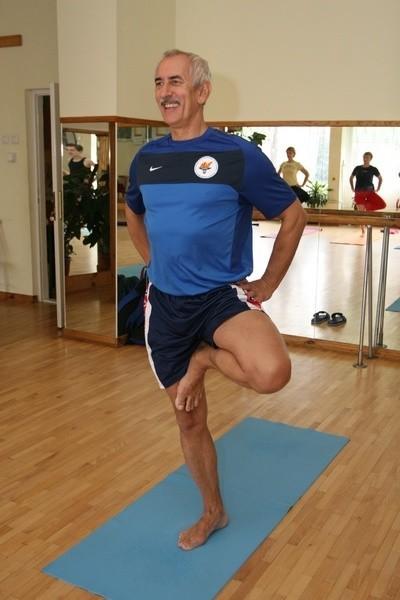 W profilaktyce osteoporozy bardzo ważna jest aktywność fizyczna.