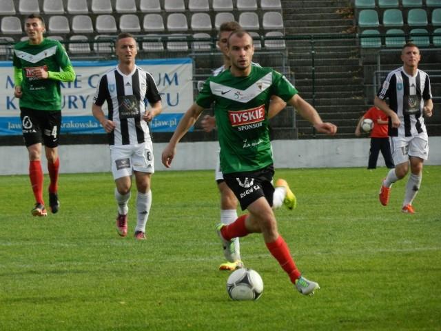 GKS Tychy pokonał Sandecję Nowy Sącz 1:0