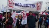 Nauczyciele protestowali w Warszawie