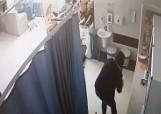 Agresywny pacjent rzucił się z nożem na pielęgniarkę w szpitalu w Częstochowie. Zobaczcie wideo. 27-latek nie został aresztowany