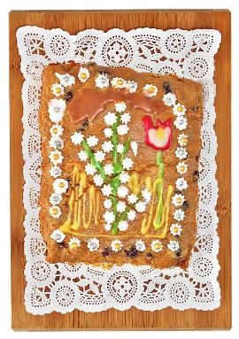 Mazurek Wielkanocny Przepis Tradycyjny Przepis Na Mazurek
