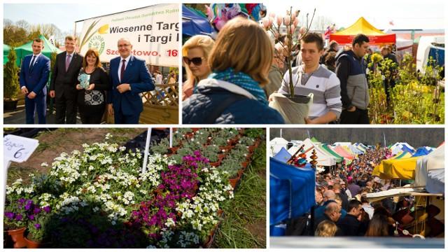 Wiosenne Targi Ogrodnicze w Szepietowie odwiedziło około 20 tysięcy osób. Natomiast swoją ofertę zaprezentowało aż 220 wystawców z całego kraju