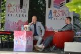 Marek Krajewski był gościem opolskiego 4. Festiwalu Książki w samo południe
