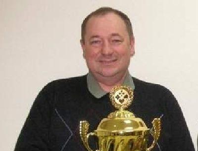 Jacek Janowski, brydżowy arcymistrz międzynarodowy i zawodnik pierwszoligowej drużyny SPS Construction Kielce.
