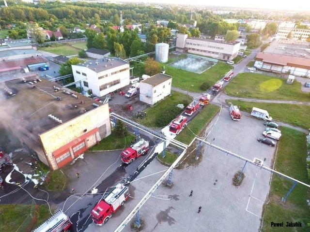 To był pierwszy tak dramatyczny wypadek z udziałem podlaskich strażaków od 1992 r., czyli od chwili powołania Państwowej Straży Pożarnej.