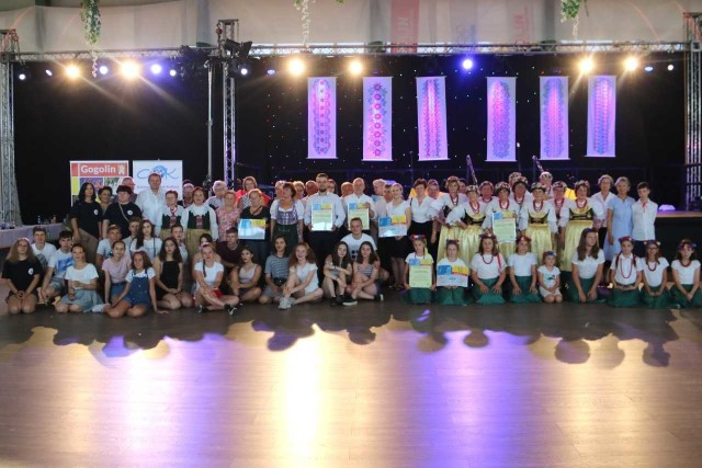 To już po raz 21 w Gogolinie spotkali się artyści-amatorzy podczas Opolskiego Święta Pieśni Ludowej.