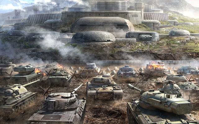 World of TanksWorld of Tanks: Walka o Twierdzę [galeria]
