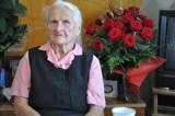Teresa Feliks z Myśliny skończyła 100 lat [wideo]