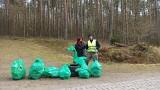 Sprzątanie Słupska w ramach akcji Clean up the World