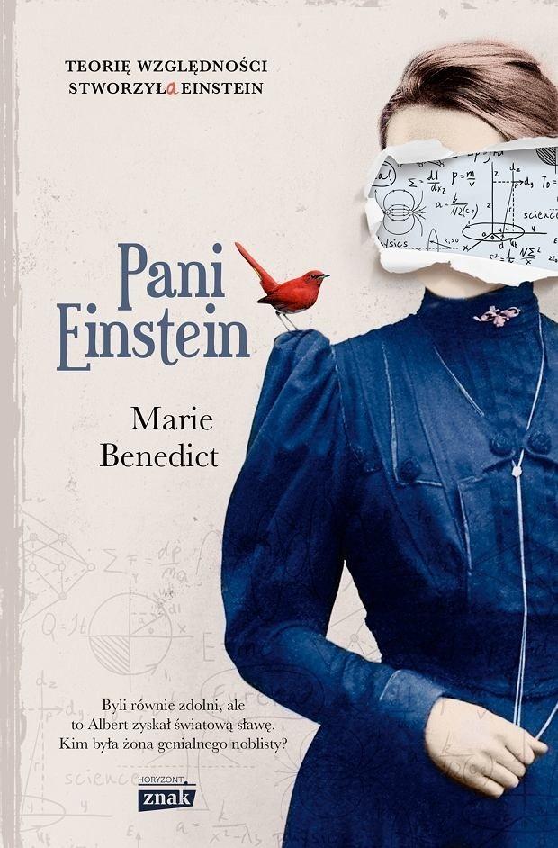 Wciągająca i poruszająca historia żony Einsteina, genialnej fizyczki, której wkład w naukę został zapomniany. Kim była i dlaczego nic o niej nie wiemy?