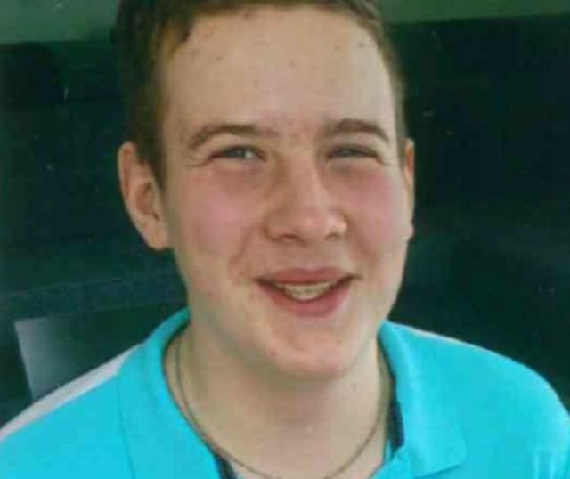 16-letni Kacper Hadyniak